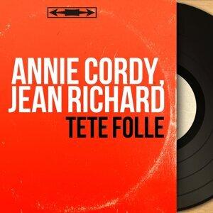 Annie Cordy, Jean Richard アーティスト写真
