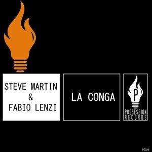 Steve Martin, Fabio Lenzi アーティスト写真