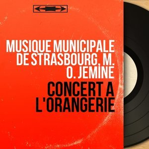 Musique municipale de Strasbourg, M. O. Jemine 歌手頭像