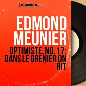 Edmond Meunier アーティスト写真