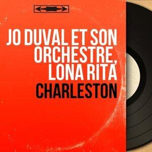 Jo Duval et son orchestre, Lona Rita 歌手頭像