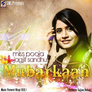 Miss Pooja, Jagjit Sandhu 歌手頭像