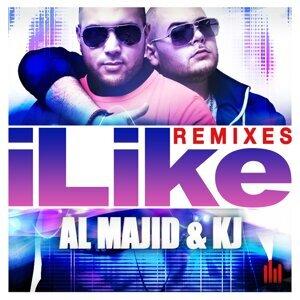 Al Majid, KJ 歌手頭像