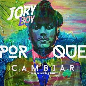 Jory Boy 歌手頭像