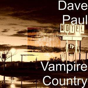 DJ Dave Paul アーティスト写真