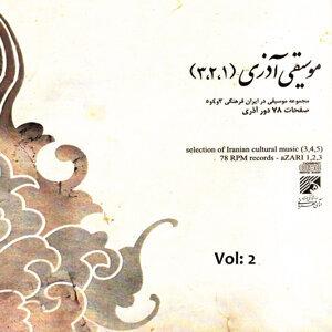 Mohammadfarz Ali Oglu 歌手頭像
