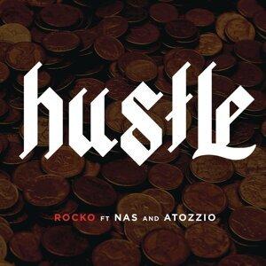 Rocko feat. Nas & Atozzio アーティスト写真