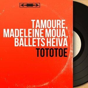 Tamouré, Madeleine Moua, Ballets Heiva アーティスト写真