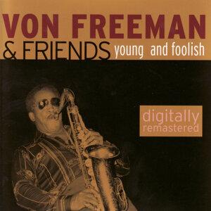 Von Freeman 歌手頭像