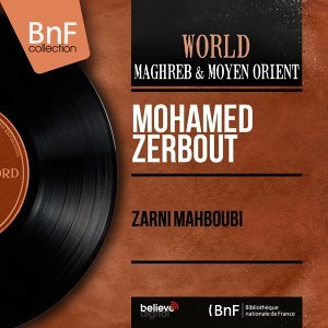 Mohamed Zerbout アーティスト写真