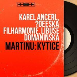 Karel Ančerl, Česká filharmonie, Libuše Domanínská アーティスト写真