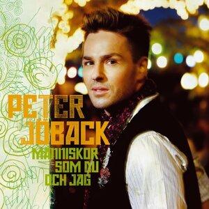 Peter Joback (彼德約貝克) 歌手頭像