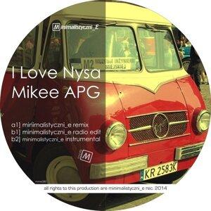 Mikee APG アーティスト写真