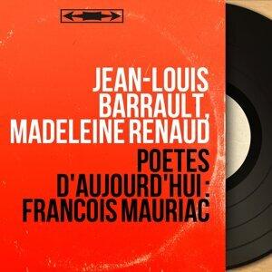Jean-Louis Barrault, Madeleine Renaud アーティスト写真