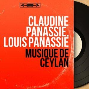 Claudine Panassié, Louis Panassié 歌手頭像