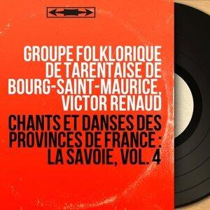 Groupe folklorique de Tarentaise de Bourg-Saint-Maurice, Victor Renaud アーティスト写真