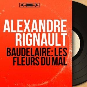 Alexandre Rignault 歌手頭像