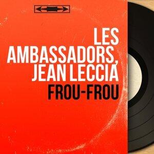 Les Ambassadors, Jean Leccia アーティスト写真