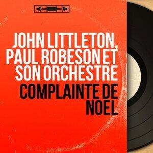 John Littleton, Paul Robeson et son orchestre 歌手頭像