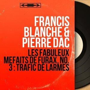 Francis Blanche & Pierre Dac アーティスト写真