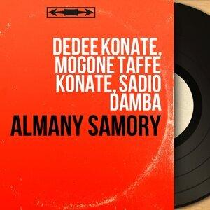 Dédée Konaté, Mogone Taffé Konaté, Sadio Damba アーティスト写真