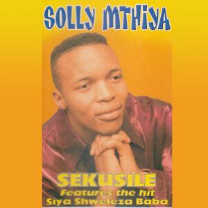 Solly Mthiya 歌手頭像