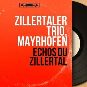 Zillertaler Trio, Mayrhofen アーティスト写真