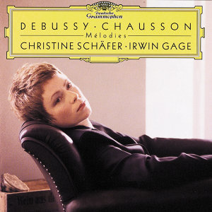 Christine Schäfer,Irwin Gage アーティスト写真