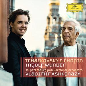 Vladimir Ashkenazy,St. Petersburg Philharmonic Orchestra,Ingolf Wunder アーティスト写真