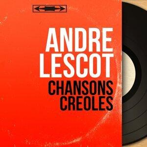 André Lescot アーティスト写真