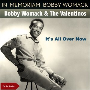 Bobby Womack, The Valentinos アーティスト写真