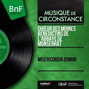 Chœur des moines bénédictins de l'abbaye de Monserrat 歌手頭像