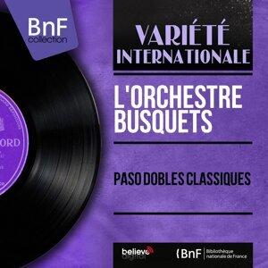 L'orchestre Busquets アーティスト写真
