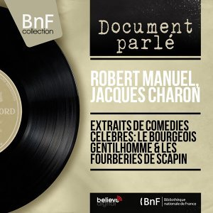 Robert Manuel, Jacques Charon 歌手頭像