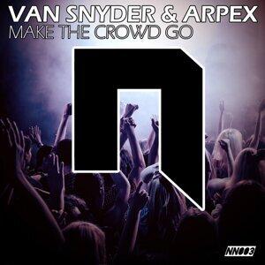 Van Snyder, Arpex アーティスト写真