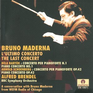 BBC Symphony Orchestra, Alfred Brendel, Bruno Maderna 歌手頭像