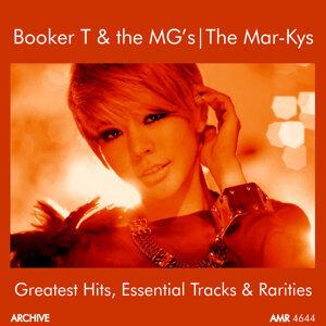 Booker T & The MG's & The Mar-Keys アーティスト写真