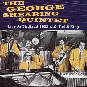 The George Shearing Quintet With Teddi King 歌手頭像