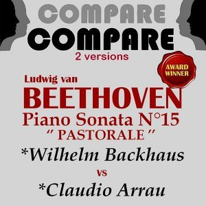 Wilhelm Backhaus, Claudio Arrau 歌手頭像