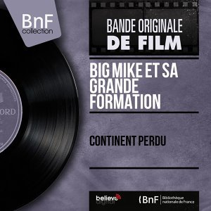 Big Mike et sa grande formation アーティスト写真