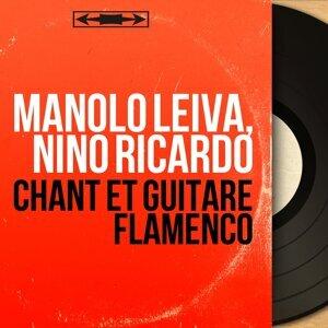 Manolo Leiva, Nino Ricardo アーティスト写真