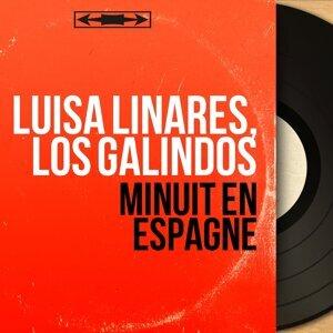 Luisa Linares, Los Galindos 歌手頭像