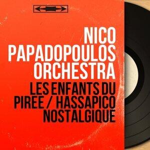 Nico Papadopoulos Orchestra アーティスト写真