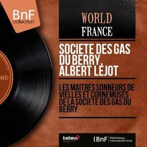 Société des gâs du Berry, Albert Lejot 歌手頭像