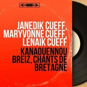 Janédik Cueff, Maryvonne Cueff, Lénaïk Cueff アーティスト写真