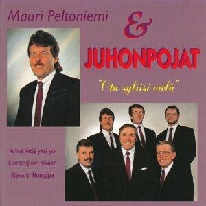 Mauri Peltoniemi, Juhonpojat 歌手頭像