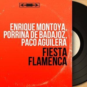 Enrique Montoya, Porrina de Badajoz, Paco Aguilera 歌手頭像