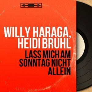 Willy Haraga, Heidi Bruhl アーティスト写真