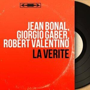 Jean Bonal, Giorgio Gaber, Robert Valentino アーティスト写真