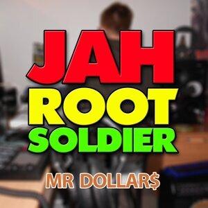 Jah Root Soldier アーティスト写真
